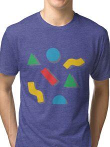 shapes Tri-blend T-Shirt