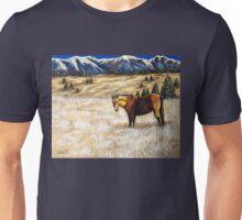 Marley In Horse Heaven Unisex T-Shirt