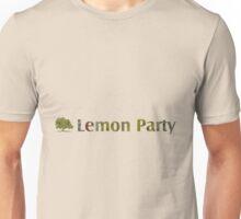 Lemon Party Logo Unisex T-Shirt