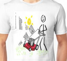 I Like To Mow Your Lawn2 Unisex T-Shirt