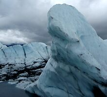 Triangle ice by LichenRockArts
