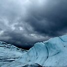 Storm ice wave by LichenRockArts