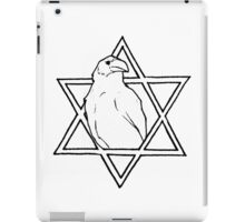The raven of wisdom iPad Case/Skin