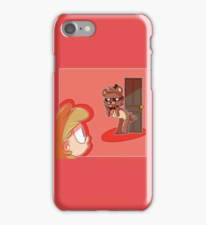FREDDY STAPH PLS iPhone Case/Skin