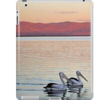 Magic Moments - Pelican Sunset iPad Case/Skin