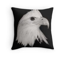 Handsome Bird Throw Pillow