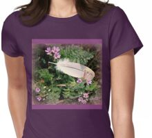 Feather Lite Womens Fitted T-Shirt