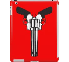 Smith and Wesson cow skull iPad Case/Skin