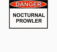 Danger - Nocturnal Prowler Unisex T-Shirt