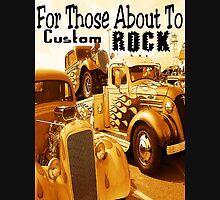 Custom Rock Unisex T-Shirt