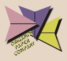 ORIGAMI PAPER COMPANY by dragonindenver