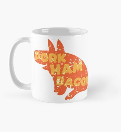 PORK HAM BACON Mug