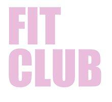 Fit Club by adellecousins