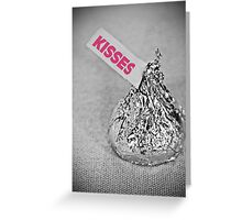 Timeless Kisses Greeting Card