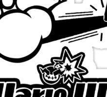 Wario Sticker
