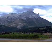 Alberta Foothills Photographic Print
