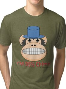 Genetic Chimp Tri-blend T-Shirt