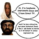 Direct TV JESUS by sublimy99