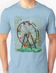Round and round we go Unisex T-Shirt