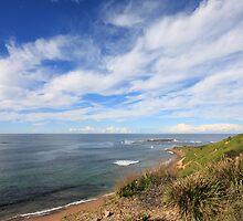 Long Reef Headland by Kelly Robinson