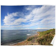 Long Reef Headland Poster