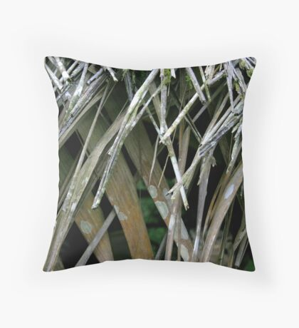 thatch Throw Pillow