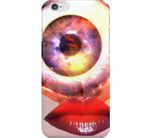 Globe Made of Body Parts iPhone Case/Skin