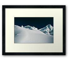 Ice Sculptures Framed Print