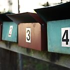 pick a number....any number  by Matt  Williams