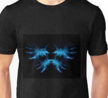 wings fractal 1e Unisex T-Shirt