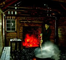 Witch's Broth by Steven  Agius