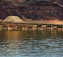 Bridge at Vantage by Tamara Valjean