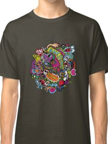 Scribble from my mind Classic T-Shirt