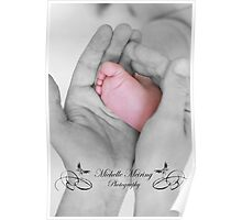 Holding life in my hands Poster