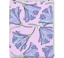 Floral Pattern iPad Case/Skin