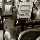 Vintage Chairs by Trish Woodford