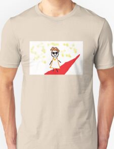Jenny Quips:  Rock Star! Unisex T-Shirt