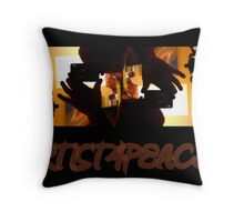 ARTIST4PEACE Throw Pillow