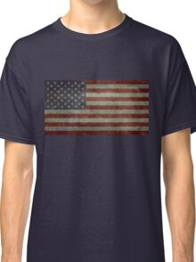 """Flag of the United States of America - Authentic ratio 10:19 """"G-spec"""" for """"government specification"""" Classic T-Shirt"""