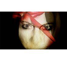 Red Rummy Mummy Photographic Print