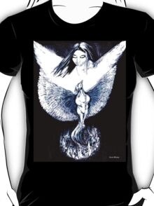 Phoenix Rising from Ashes T-Shirt