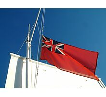 The  Flag Photographic Print