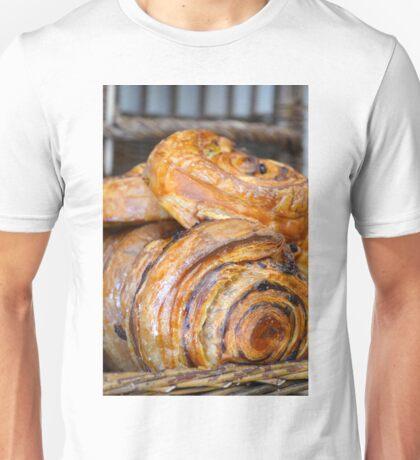 Escargots raisins Unisex T-Shirt