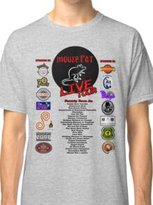 Mouse Rat Live Tour Edition Classic T-Shirt