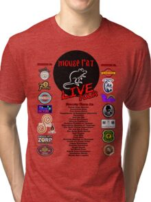 Mouse Rat Live Tour Edition Tri-blend T-Shirt
