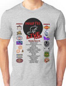 Mouse Rat Live Tour Edition Unisex T-Shirt