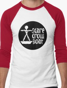 The Band Known as Scarecrow Boat  Men's Baseball ¾ T-Shirt