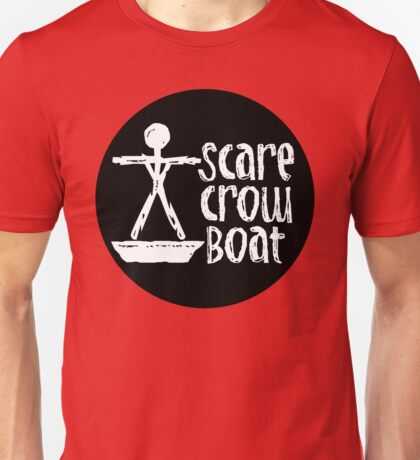 The Band Known as Scarecrow Boat  Unisex T-Shirt