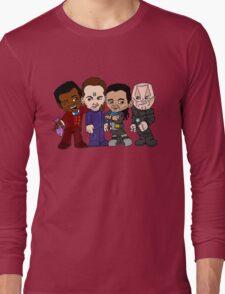 for smeghead Long Sleeve T-Shirt