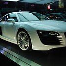 Audi R8 by strippingfaeries